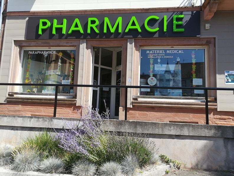 Pharmacie Saales
